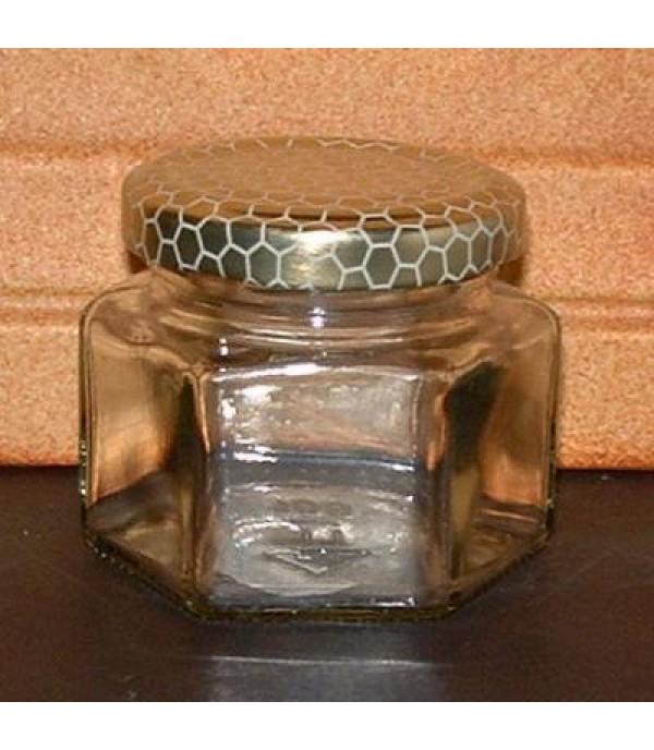 Befőttes üveg Hexagon 106ml