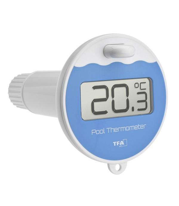 Digitális medence hőmérő 30.3066.01 Marbella