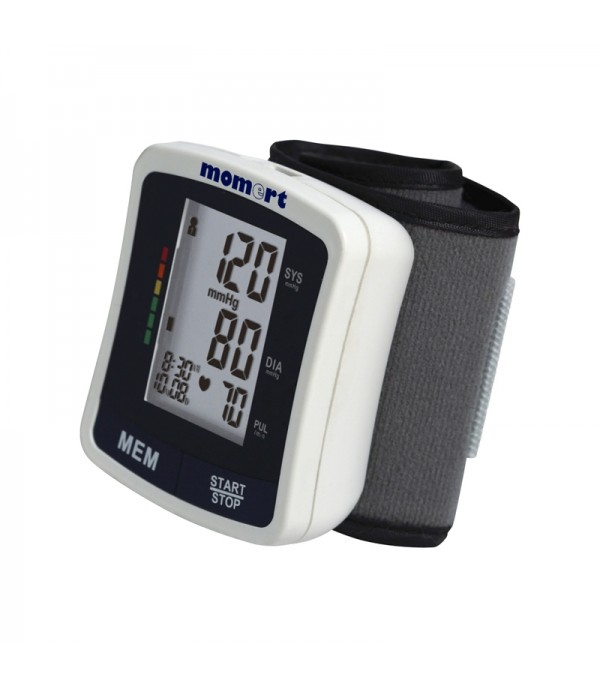 Csuklós vérnyomásmérő Momert 3102