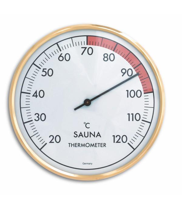Szauna hőmérő 40.1011 Ø160mm