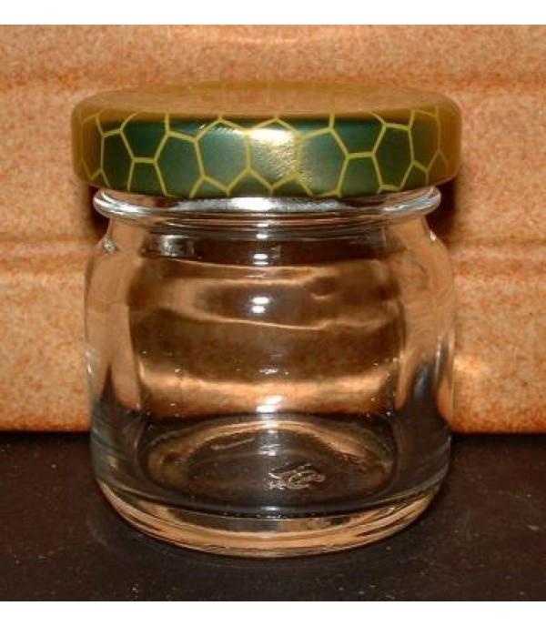 Befőttes üveg 40ml
