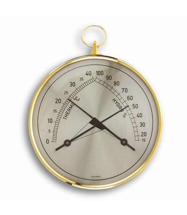 Páratartalom mérő és hőmérő 45.2005 100mm