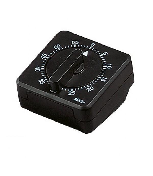 Percjelző fekete szögletes 601025