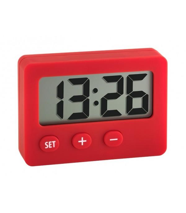 Digitális óra 60.2013.05 piros