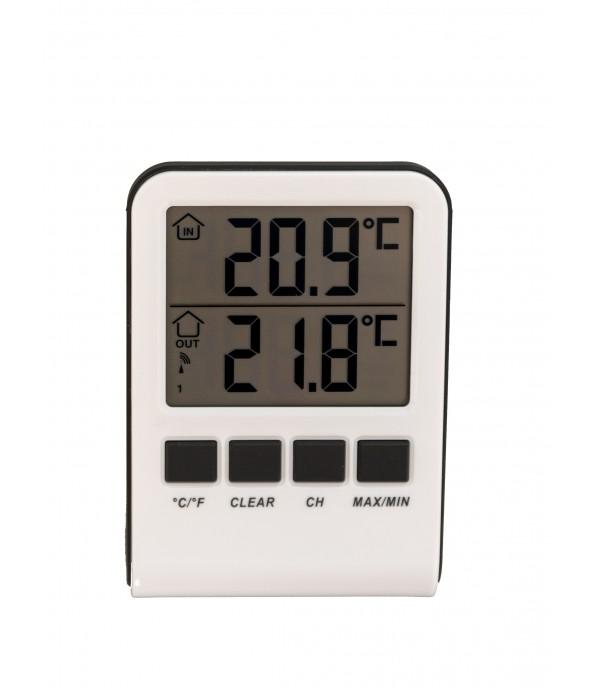 Digitális külső belső hőmérő 105059