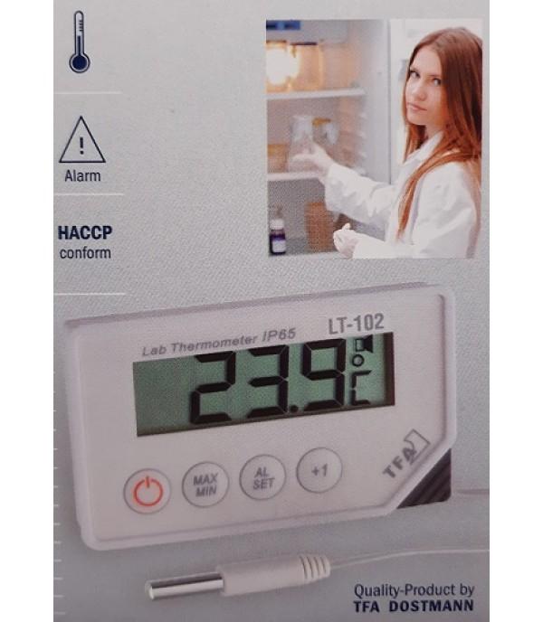 Digitális hőmérő 30.1034 LT102