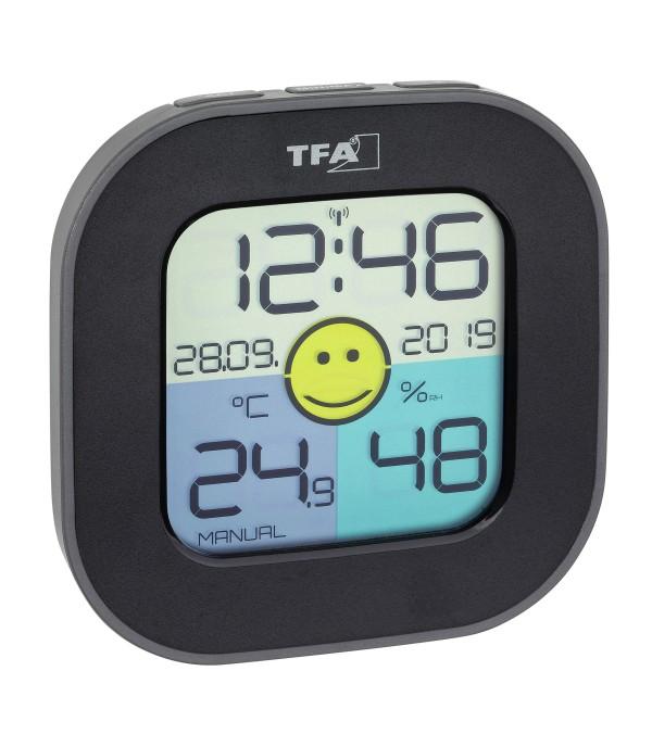 Digitális hőmérő páramérővel 30.5050.01