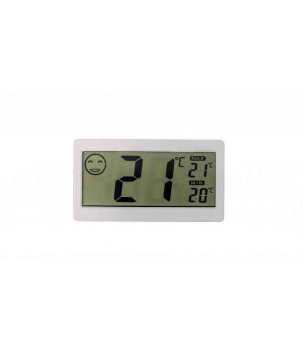 Digitális hő- és páramérő 306124 fehér