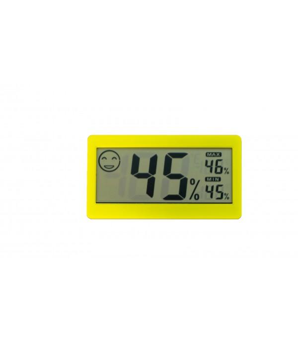 Digitális hő- és páramérő 306124 zöld