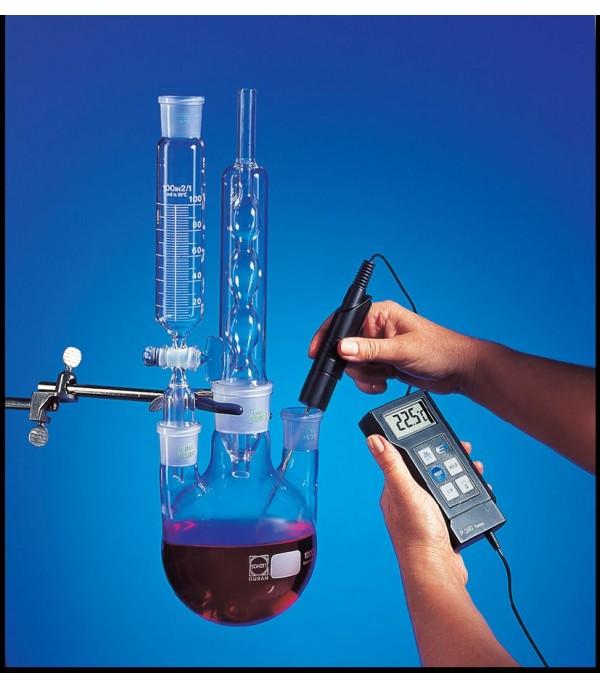 Digitális precíziós hőmérő KVD040 -40°+200°C