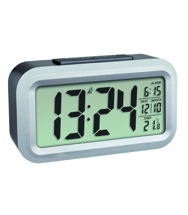 Digitális óra hőmérővel 60.2553.01