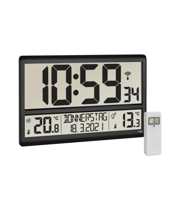 Digitális külső belső hőmérő 60.4521.01
