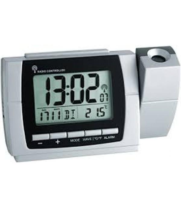 Digitális óra hőmérővel projectoros 60.5002