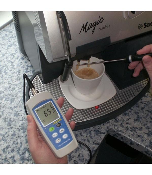 Digitális precíziós hőmérő H370 Pro -100°+300°C