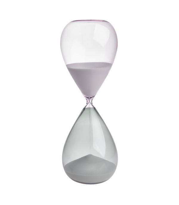 Homokóra 18.6009.02.40 15perces, színes üvegben