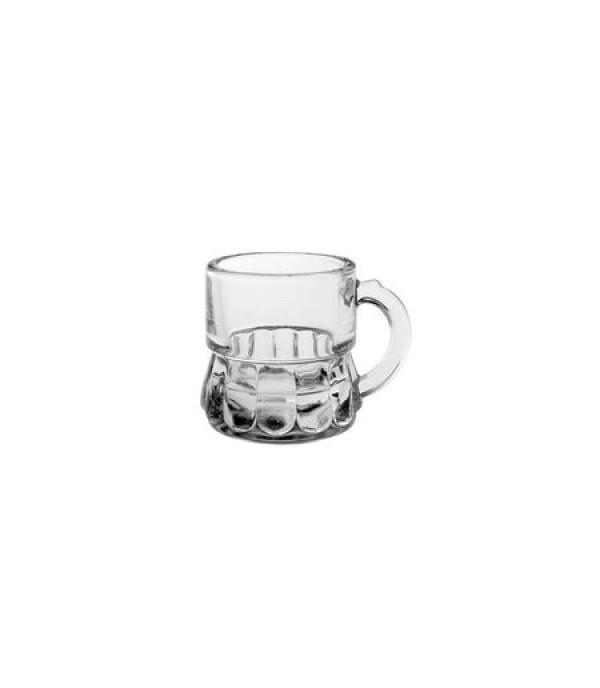 Likőrös pohár 25ml füllel