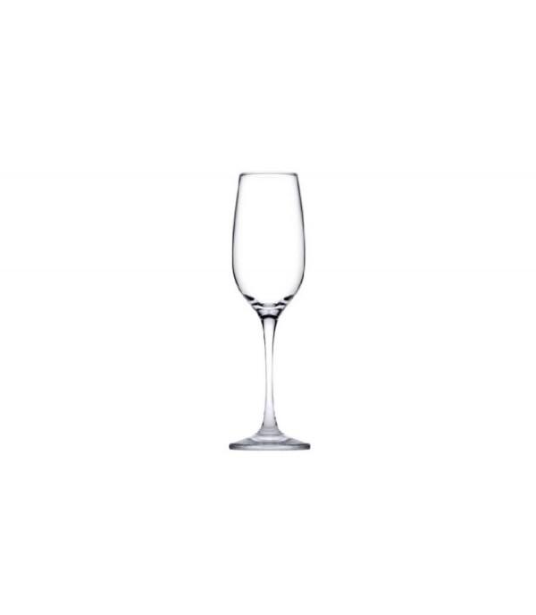 Pezsgős pohár Amber 200ml