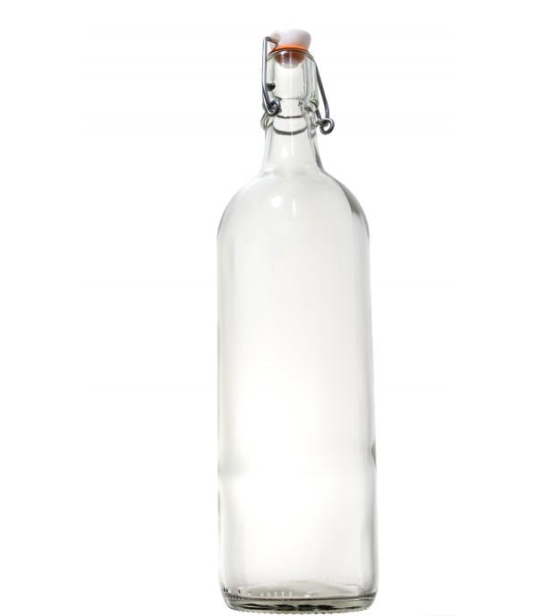 Csatos üveg 1L