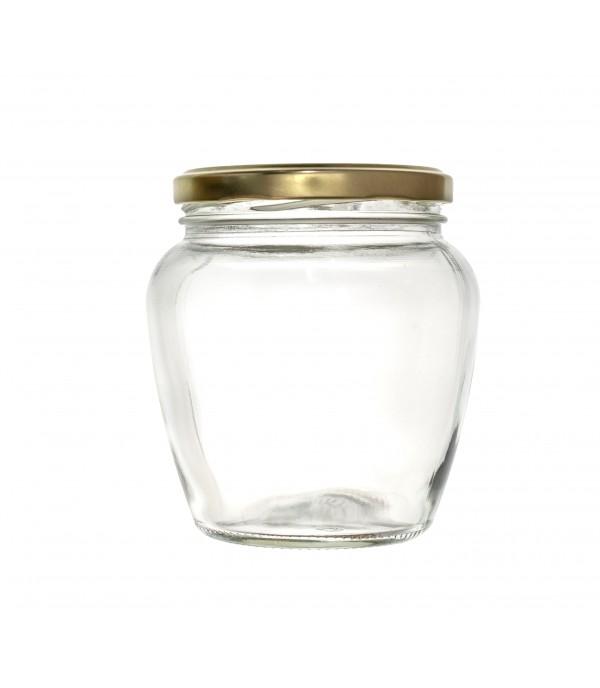 Befőttes üveg Léna 550ml