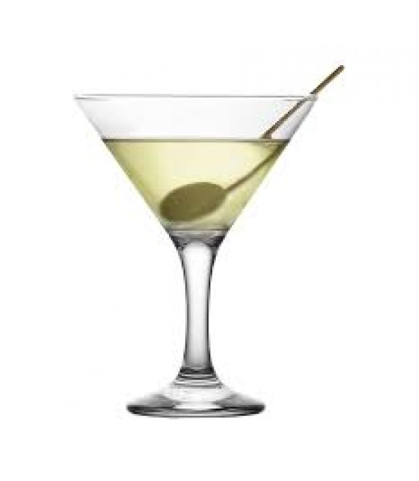 Martinis kehely 190ml