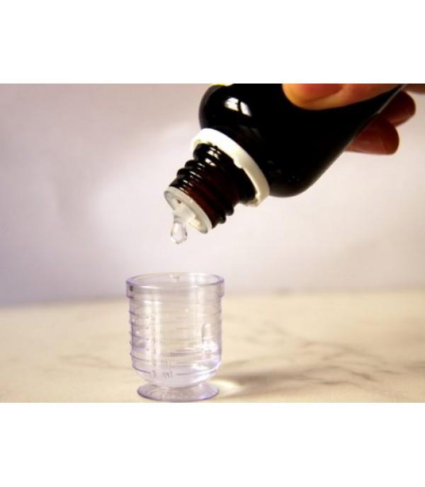 Folyadék üveg cseppentővel 30ml