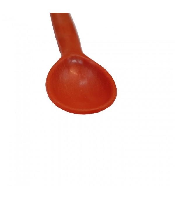 Vegyszerkanál spatulával 180mm