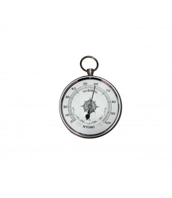 Páratartalom mérő 301302 ezüst 65mm