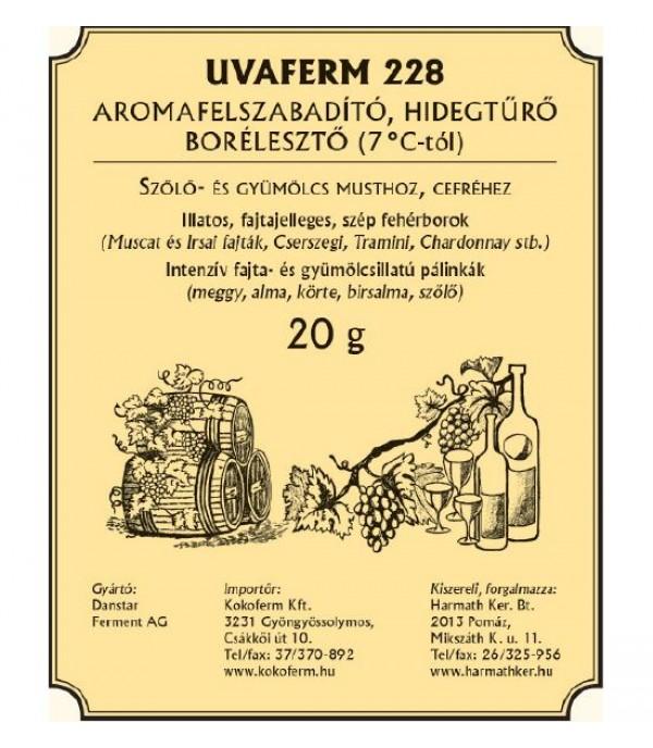 Borélesztő Uvaferm 228