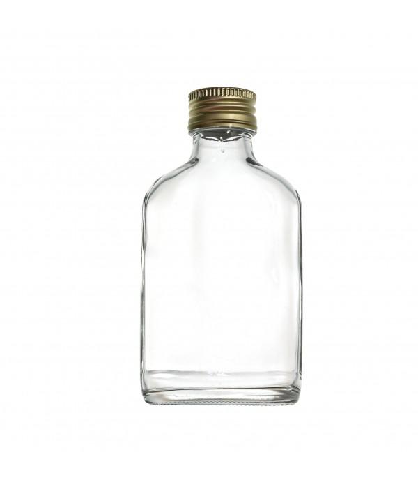 Laposüveg 0,1L csavaros kupakkal