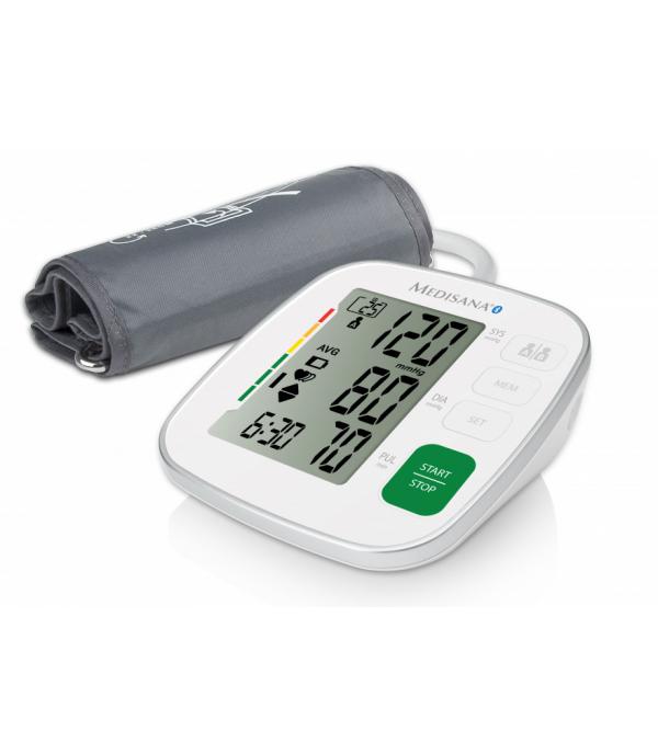 Medisana BU 540 felkaros Bluetooth vérnyomásmérő