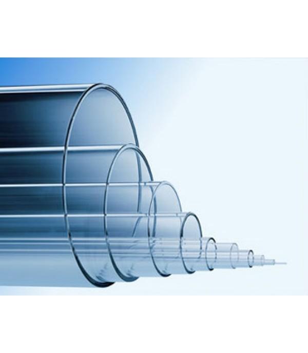 Hőálló üvegcső 4x500mm