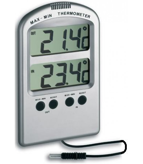Digitális külső-belső hőmérő 203