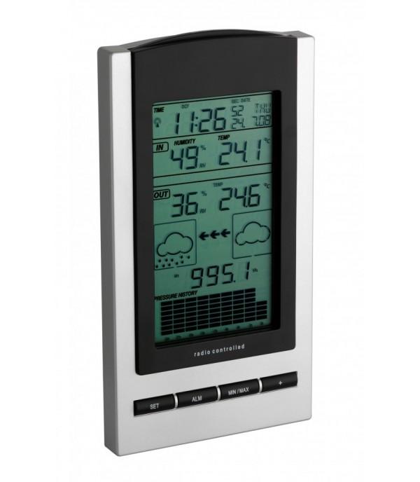 Digitális időjárás állomás 02038