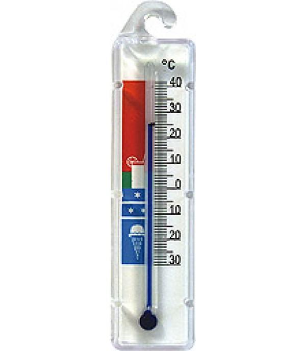 Hűtő hőmérő 110x27mm 2032