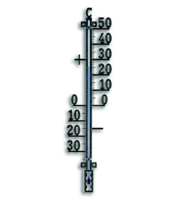 Kültéri / beltéri hőmérő 12.5002.01 fekete