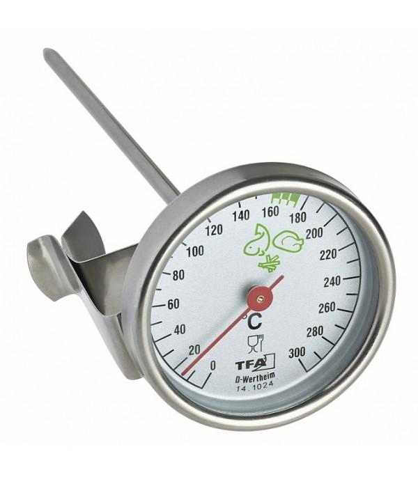 Bimetál sütőbe rakható húshőmérő 14.1024