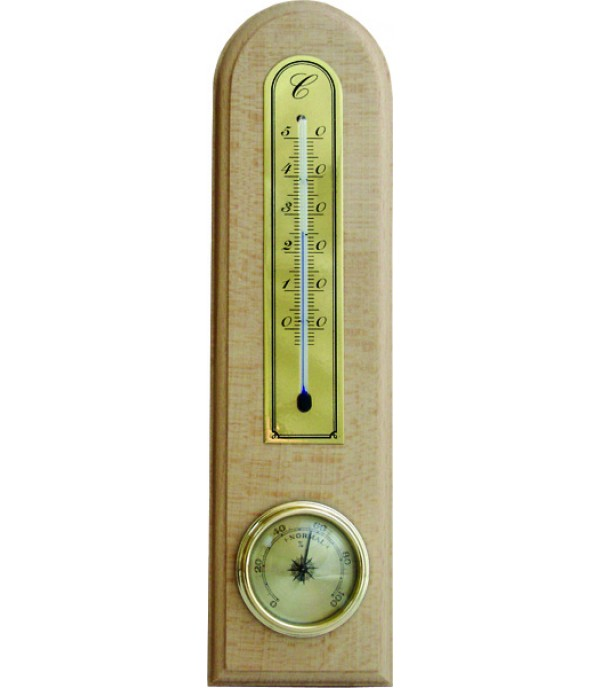 Szoba hőmérő és páramérő 2001 típus