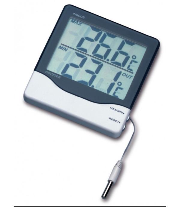 Digitális külső-belső hőmérő 30.1011