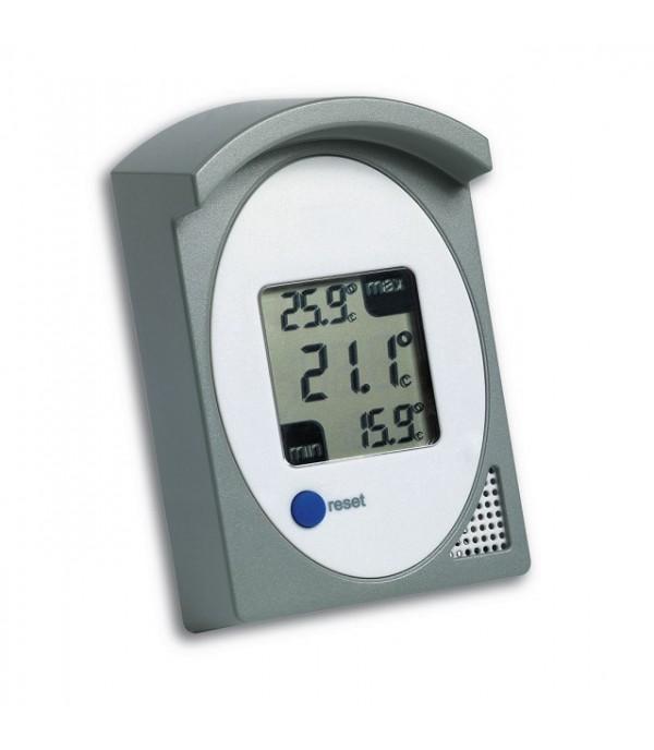 Kalibrált digitális min-max hőmérő 30.1017.10
