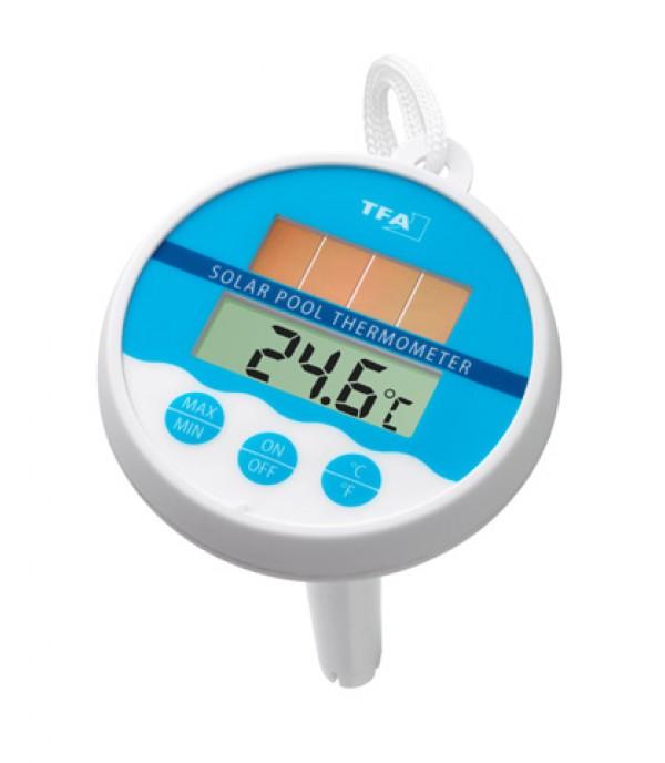 Digitális medence hőmérő 30.1041