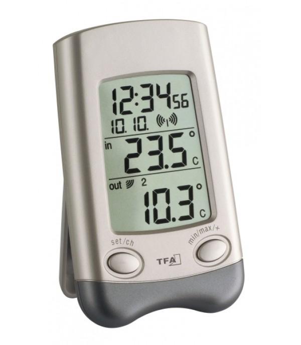 Digitális külső-belső hőmérő Wave 30.3016