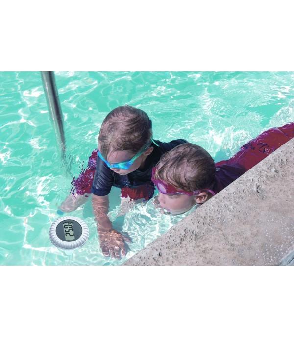 Digitális medence- és levegő hőmérő 30.3053 Malibu