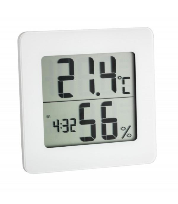 Digitális hő- és páramérő 30.5033