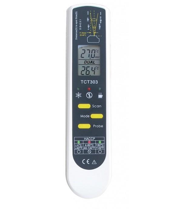 Infrás hőmérő -55°...+330°C DualTemp Pro 31.1119
