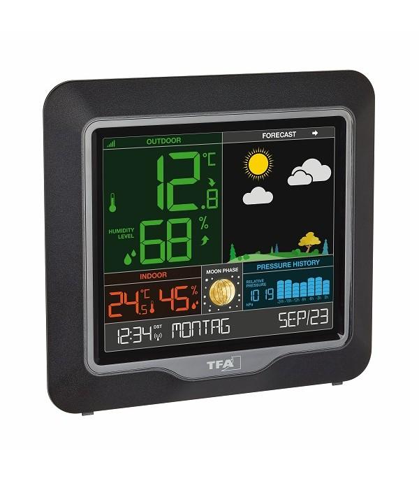 Digitális időjárás állomás 35.1150.01 Season