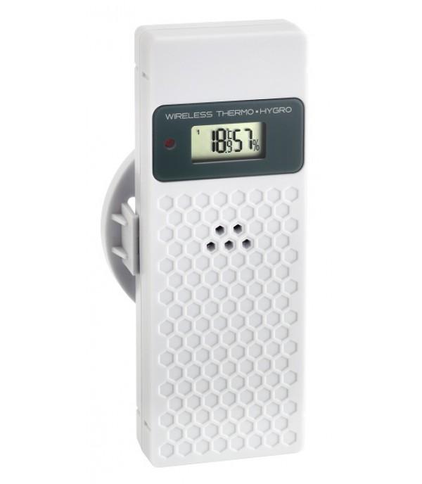 Digitális időjárás állomás Pure Plus 35.1106