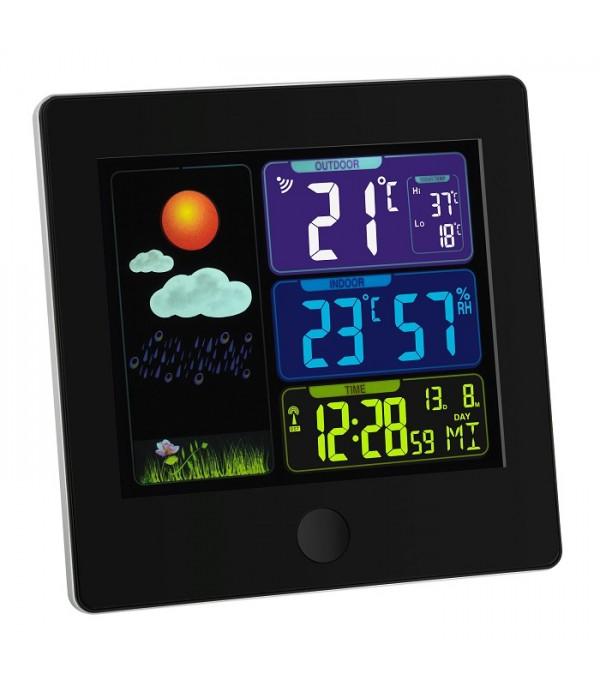 Digitális időjárás állomás Sun 35.1133.01