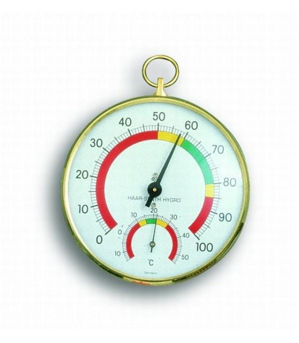 Páratartalom mérő és hőmérő 45.2000.tip. Ø100mm