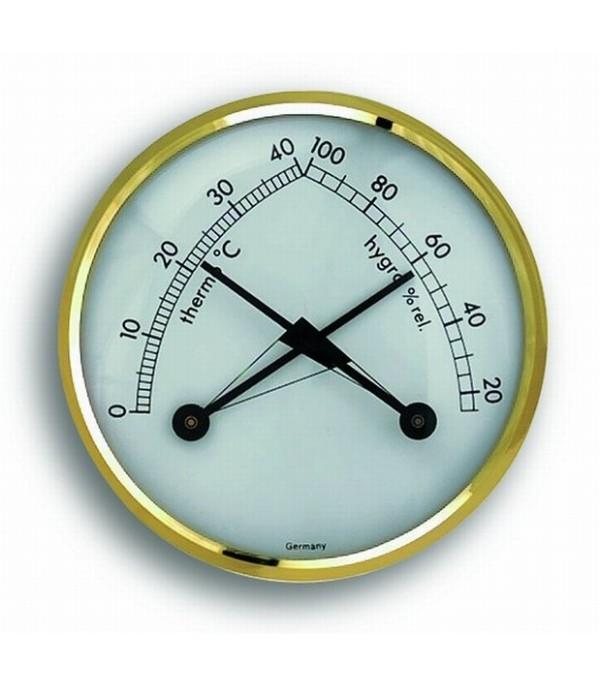 Páratartalom mérő és hőmérő 45.2006.tip. Ø70mm