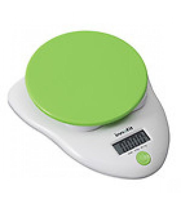Digitális konyha mérleg INN-126 5kg zöld